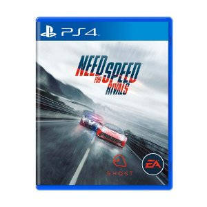 Need for Speed Rivals PS4 - Usado
