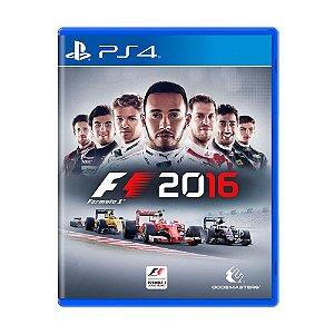 F1 2016 PS4 - USADO