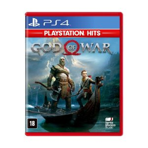 God of War Ps4 Playstation Hits