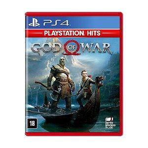 God of War Ps4 Playstation Hits
