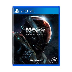 Mass Effect: Andromeda PS4 - Usado