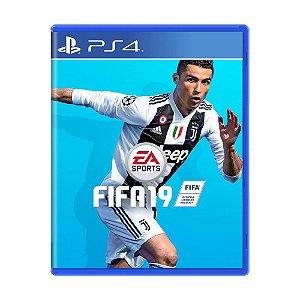 FIFA 19 PS4 - Usado