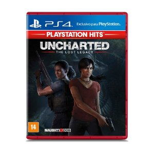 Uncharted The Lost Legacy PS4 Playstation Hits