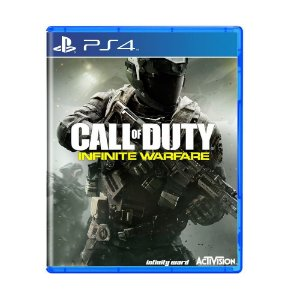 Call od Duty Infinite Warfare PS4 - Usado
