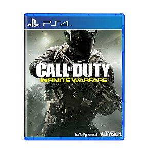 Call od Duty Infinite Warfare PS4 - Usado