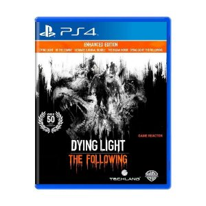 Dying Light The Fallowing PS4 - Usado