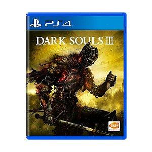 Dark Souls 3 PS4 - Usado