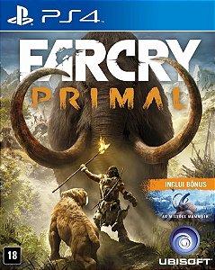 Far cry Primal PS4 - Usado