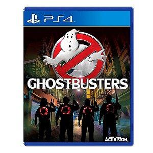 Ghostbusters: Os Caça Fantasmas PS4 - Usado