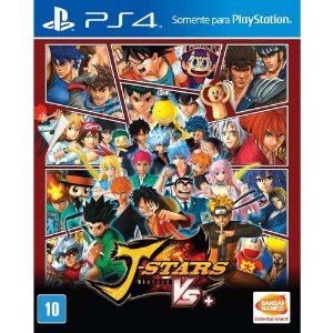 J-Stars Victory Vs+ PS4 - Usado