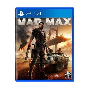 Mad Max PS4 - Usado