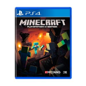 Minecraft   PS4 - Usado