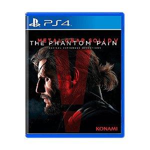 Metal Gear Solid V The Phanton Pain PS4 - Usado