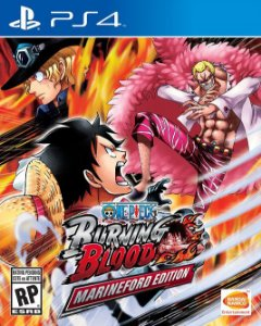 One Piece Burning Blood PS4 - Usado