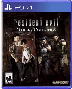 Resident Evil Origens Collection PS4 - Usado