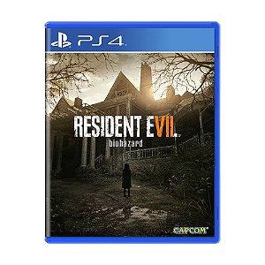 Resident Evil 7 Biohazard PS4 - Usado