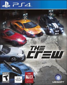 The Crew PS4 - Usado