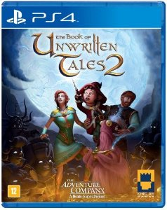 The Book Of Unwritten Tales 2 PS4 - Usado
