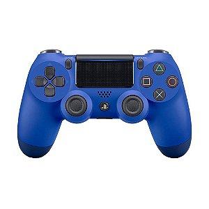 Controle Ps4 Azul - Dualchock 4
