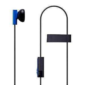 Headset Mono Stereo - PS4 e PS Vita