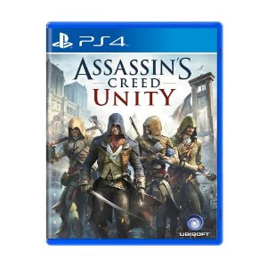 Assassins Creed Unity PS4 - Usado