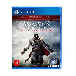 Assassins Creed The Ezio Collection PS4 - Usado