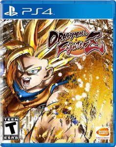 Dragon Ball FighterZ PS4 PRÉ-VENDA