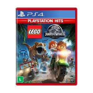 LEGO Jurassic World PS4 Playstation Hits