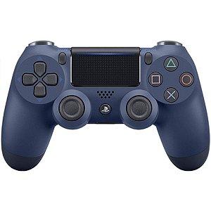 Controle Ps4 Azul Noturno - Dualshock 4