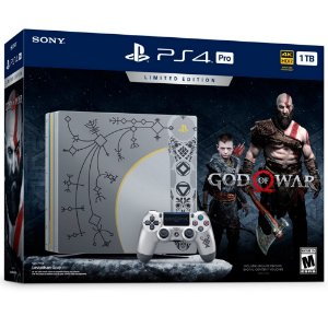Console PlayStation 4 Pro God of War 1TB PS4 PRO