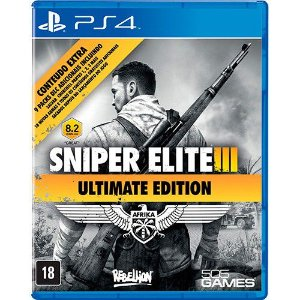 Sniper Elite 3 III (Ultimate Edition) PS4