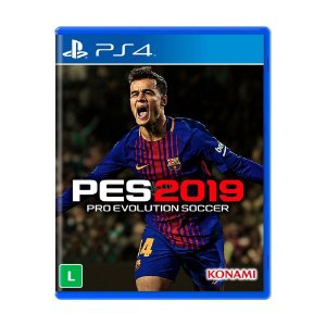 Pro Evolution Soccer 2019 (PES 2019) - PS4 Pré-venda