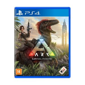 Ark Survival Evolved PS4 - Usado