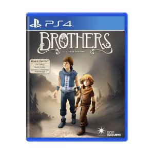 Brothers: A Tale of Two Sons PS4 - Usado