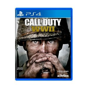 Call of Duty: World War II - PS4  (WWII)
