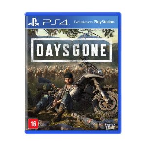 Days Gone PS4 - Usado