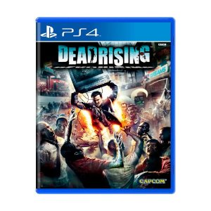 Deadrising PS4 - Usado