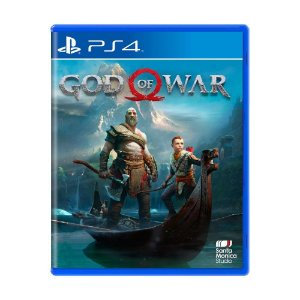 God of War Ps4 - Usado