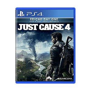 Just Cause 4 PS4 - Usado