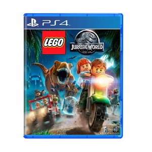 Lego Jurassic World Ps4 - Usado