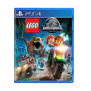 Lego Jurassic World Ps4 - Usado