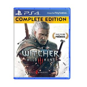 The Witcher III: Wild Hunt (Complete Edition)  PS4 - Usado