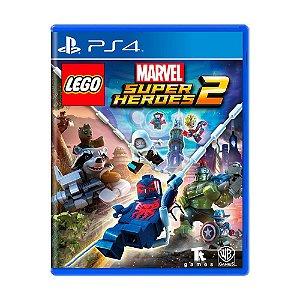 Lego Marvel Super Heroes 2 Ps4 - Usado