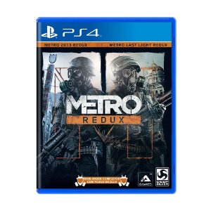 Metro Redux PS4 - Usado