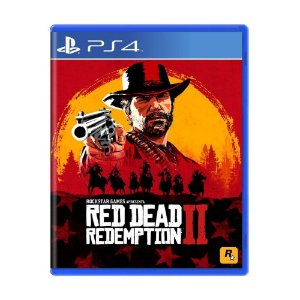 Red Dead Redemption 2 PS4 - Usado