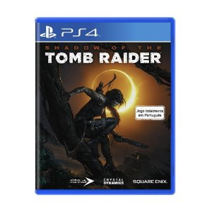 Shadow of the Tomb Raider PS4 - Usado