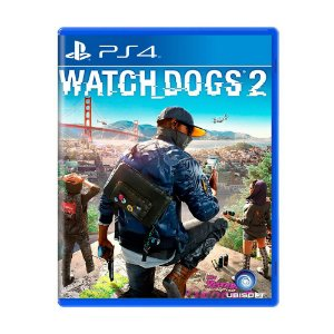 Watch Dogs 2 PS4 - Usado