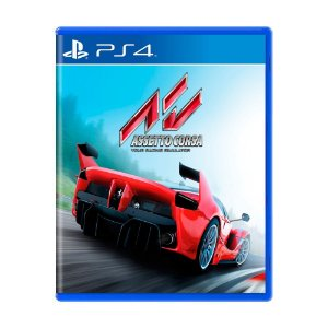 Assetto Corsa PS4 - Usado