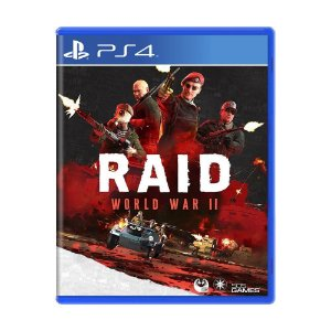 Raid: World War II PS4 - Usado