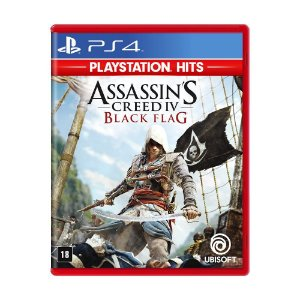 Assassins Creed IV Black Flag PS4 Playstation Hits